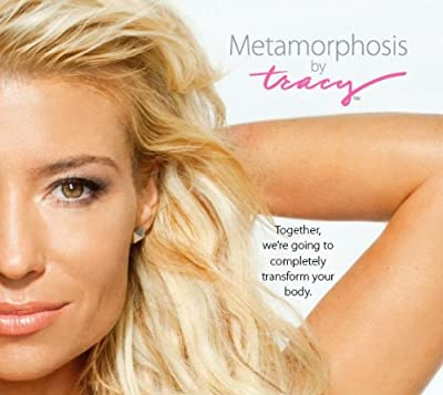 Tracy Anderson - Metamorphosis by Tracy - Omnicentric - 4 DVD Set from Tracy Anderson
