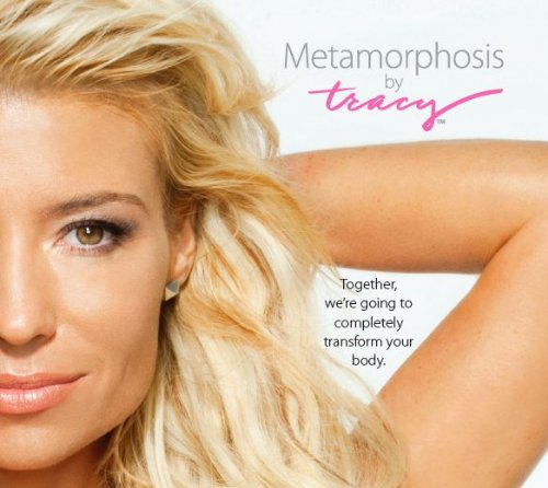 Tracy Anderson - Metamorphosis by Tracy - Hipcentric - 4 DVD Set