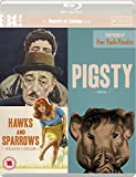Hawks and Sparrows / Pigsty ( Uccellacci e uccellini / Porcile ) [ NON-USA FORMAT, Blu-Ray, Reg.B Import - United Kingdom ]