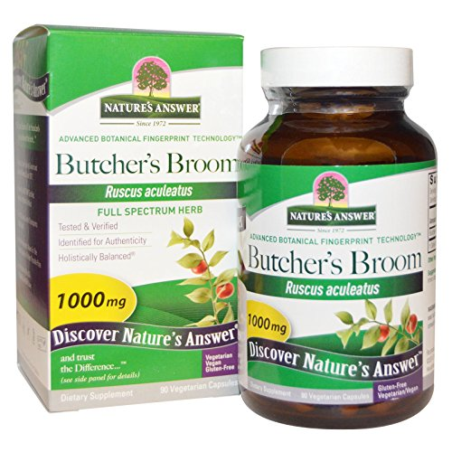 (Nature's Answer Butcher's Broom Root,)