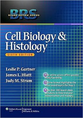 Download BRS Cell Biology and Histology (text only) 6th (Sixth) edition by L. P. Gartner,J. L. Hiatt,J. M. Strum pdf epub