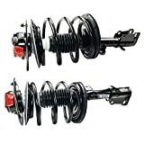 MOCA 171572L 171572R Front Left & Right Pair Complete Strut Assembly Fit for 2004-2007 Chrysler Town & Country 3.3L & 2005-2007 Grand Caravan 3.8L