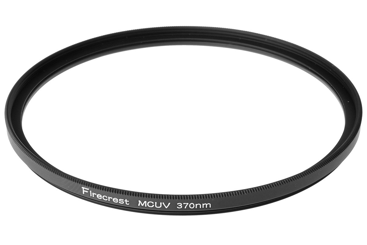 Firecrest 67mm Superslim stackable multicoated UV 370 Filter