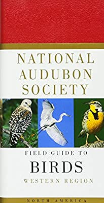 National Audubon Society Field Guide to North American Birds, Western Region