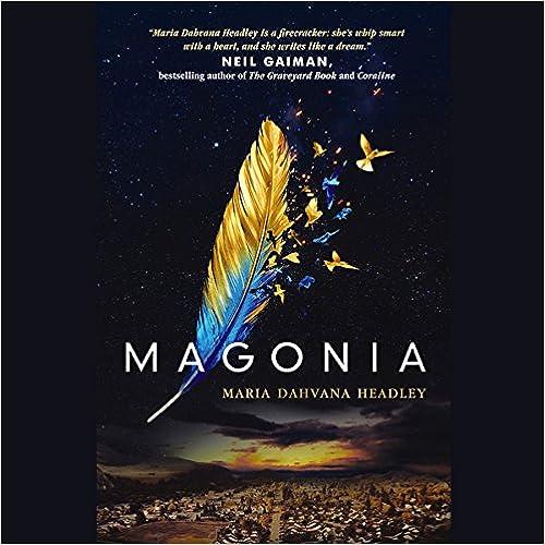 Read online Magonia PDF, azw (Kindle)