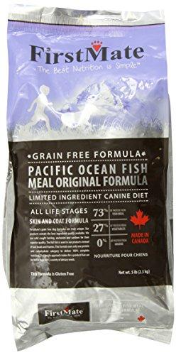 Firstmate Pet Foods Pacific Ocean Fish Original, 5 Pound