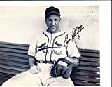 Enos Slaughter St. Louis Cardinals Signed 8x10
