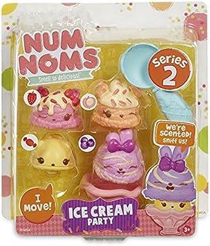 Num Noms 544173 Ice Cream Party, juego para cocinar , color/modelo surtido: Amazon.es: Juguetes y juegos