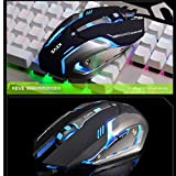 Mouse ,ZYooh 3200DPI 6D Button USB Wired Optical