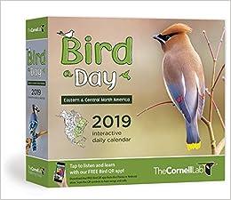 BIRD-A-DAY 2019 DAILY CALENDAR: EASTERN (cal) Cornell Lab