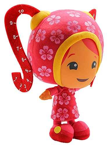 Team Umizoomi- Milli 10'' Plush by Nickelodeon Universe (Image #1)