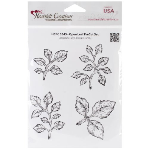 Heartfelt Creations Cling Rubber Stamp Set 5