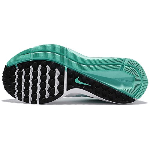 Winflo Chaussures Black Running Zoom Green Multicolore Femme 102 de 4 WMNS Aurora Nike White Compétition 1xnqPWSEEw