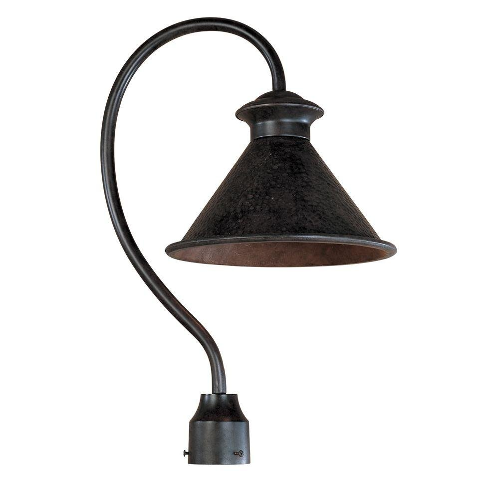 iron decorators the outdoor b brimfield lighting n accessories post light collection aged depot home lights