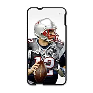 New England Patriots HTC One M7 Cell Phone Case Black persent zhm004_8438911
