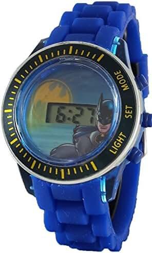 Batman Kid's Digital Light Up Watch BAT9094