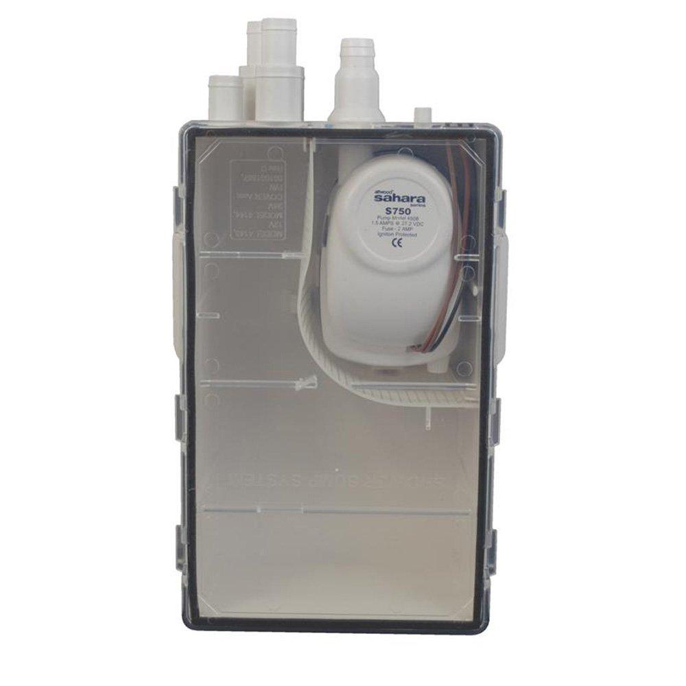 Attwood Shower Sump Pump System 12V 750 GPH