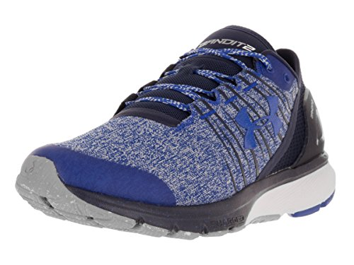 Under Armour Men's UA Charged Bandit 2 Ultra Blue/Midnight Navy/Ultra Blue Sneaker 11.5 E - Wide
