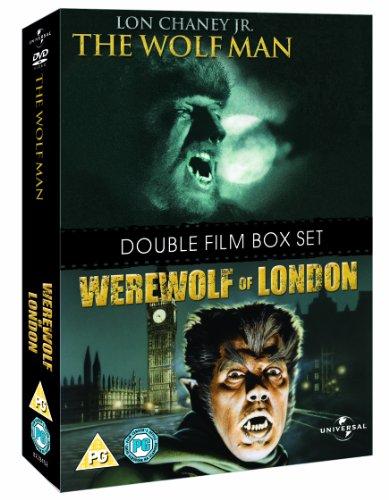 Wolfman / Werewolf of London [Import anglais]