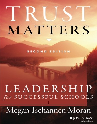 The Leadership & Learning Center: Book Trust Matters Leadership for Successful Schools