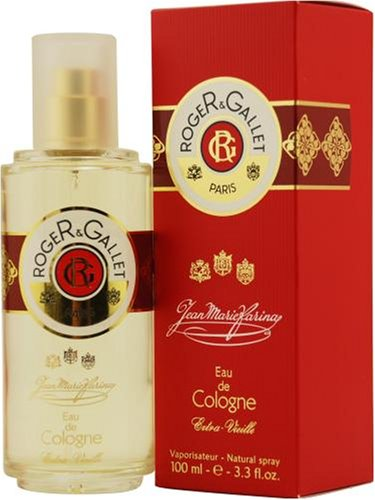 Roger & Gallet Jean Marie Farina by Roger & Gallet For Men And Women. Extra Vieille Eau De Cologne Spray 3.3 Ounces