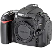 Nikon D90 DX-Format CMOS DSLR Camera (Body Only)