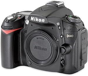 Nikon D90 DX-Format CMOS DSLR Camera