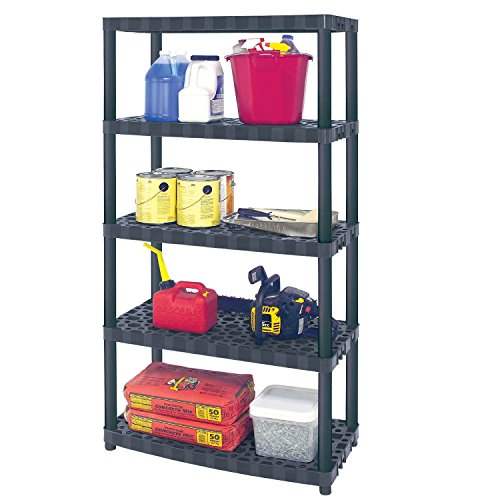 Plano Molding 9518 Heavy Duty Shelving with Vents