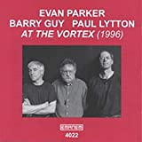 With Barry Guy & Paul Litton at the Vortex 1996