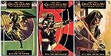 Green Arrow: The Longbow Hunters Book 1, 2, 3