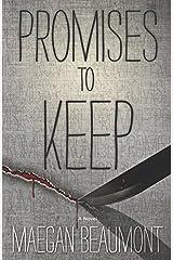 Promises to Keep (A Sabrina Vaughn Novel) Paperback