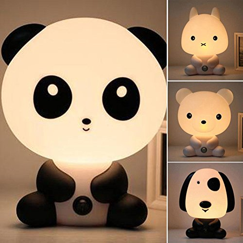 Accreate Cartoon Table Light Night Lamp Bed Light Home Office Decor (Rich dog) by Accreate (Image #1)'