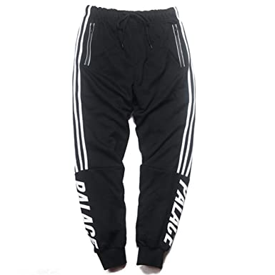 nicesale Palace Sweat Pants|Palace Reflective Zipper Stitching Three-Bar Sports Terry Pants Trousers: Amazon.es: Ropa y accesorios