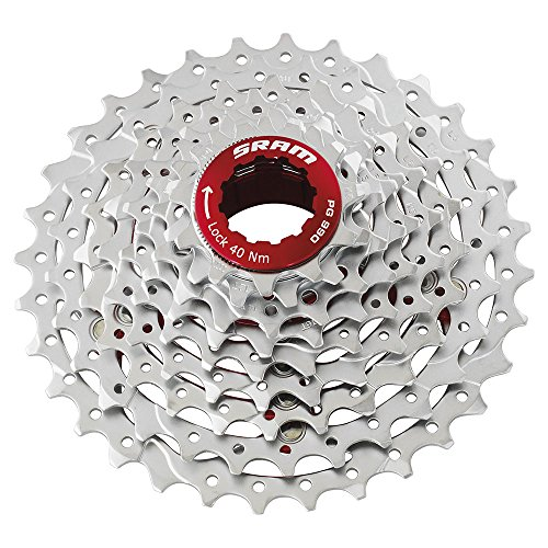 (SRAM PG990 Bicycle Cassette (9-Speed, 11-34T))