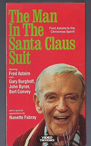 The Man in the Santa Claus Suit -