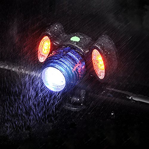 WitMoving Bike Front Light Rechcargeable USB Battery Powered Zoomable Bike Headlight Super Bright Bike Safety Light Review