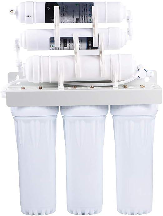 Purificador de Agua Doméstico de 6 Etapas, Sistema de Filtración ...