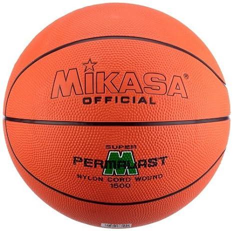 MIKASA 1040 - Pelota de Baloncesto, Color Multicolor, Talla única ...