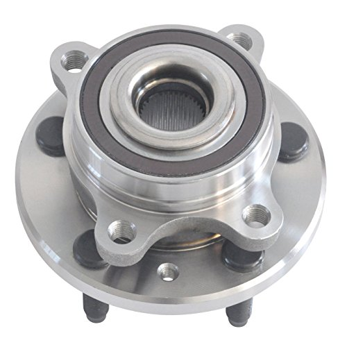 DRIVESTAR 513275 New Front or Rear Wheel Hub & Bearing for 09-13 Ford Lincoln 2WD AWD (Bearing Taurus Front Wheel Ford)