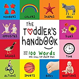 Amazon the toddlers handbook numbers colors shapes sizes the toddlers handbook numbers colors shapes sizes abc animals opposites fandeluxe Gallery