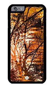 iZERCASE iPhone 6 Case Vintage Tree Design RUBBER CASE - Fits iPhone 6 T-Mobile, Verizon, AT&T, Sprint and International
