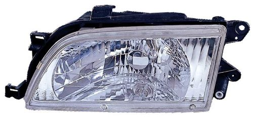 (Depo 312-1164L-AS Toyota Tercel Driver Side Replacement Headlight Assembly)