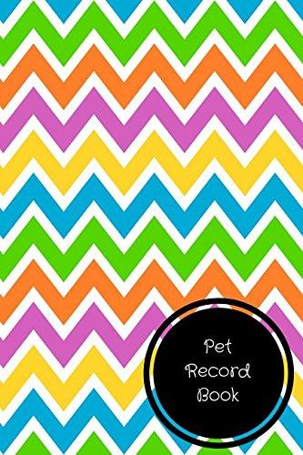 Pet Record Book: Pet Log Book