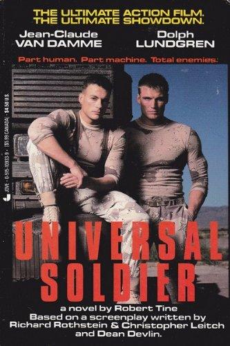 Universal Soldier: A Novel