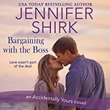Bargaining with the Boss Audiobook by Jennifer Shirk Narrated by Lauren Ezzo