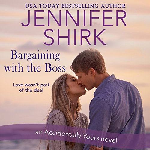Bargaining with the Boss by Brilliance Audio