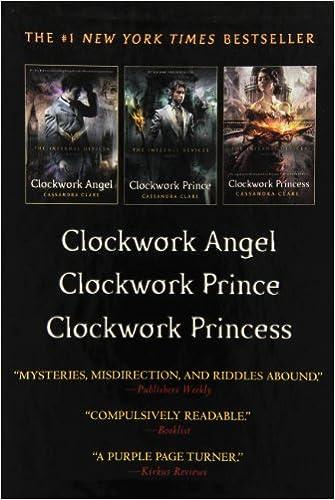 read the clockwork prince online