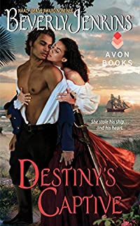 Destiny's Captive by Beverly Jenkins ebook deal