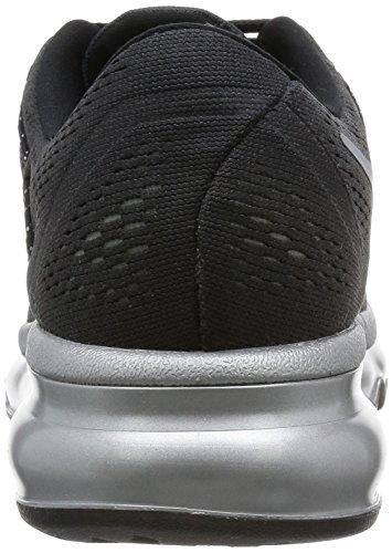 de NIKE Entrainement rflct Noire Chaussures Slvr Black Silver Air Rflct Max 2016 Running WMNS Femme PRM rrSwYq