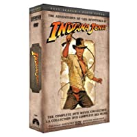The Adventures of Indiana Jones (Raiders of the Lost Ark / The Temple of Doom / The Last Crusade) (Full Screen)